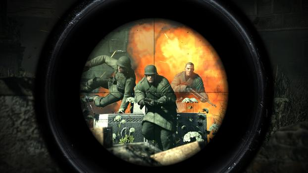 Sniper Elite V2 on PC screenshot #2