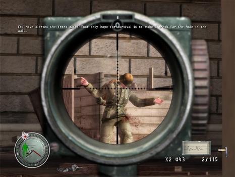 Sniper Elite on PC screenshot #5