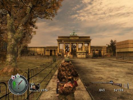 Sniper Elite on PC screenshot #4
