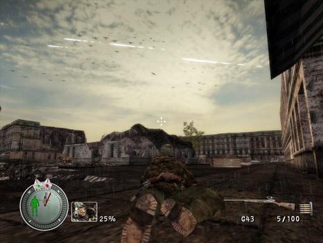 Sniper Elite on PC screenshot #3