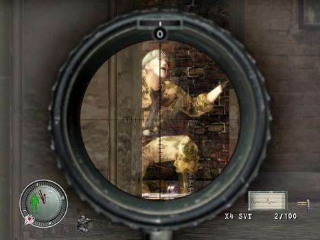 Sniper Elite on PC screenshot #2