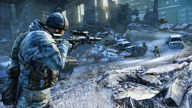 Sniper Ghost Warrior 2: Siberian Strike DLC on PC screenshot #4