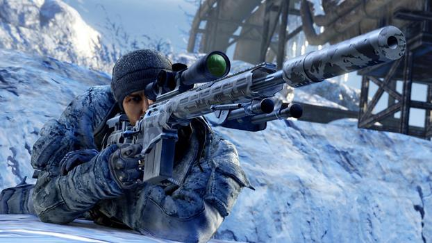 Sniper Ghost Warrior 2: Siberian Strike DLC on PC screenshot #3