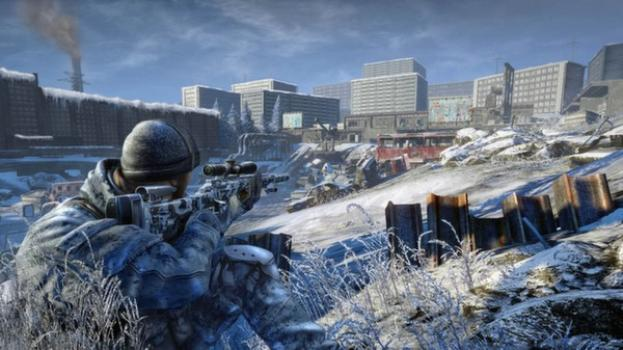 Sniper Ghost Warrior 2: Siberian Strike DLC on PC screenshot #2