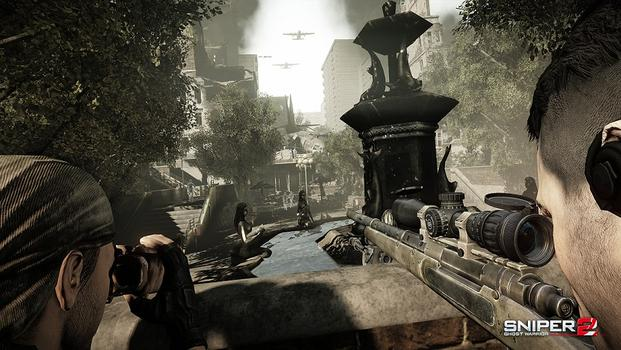 Sniper Ghost Warrior 2 on PC screenshot #4