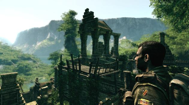 Sniper: Ghost Warrior on PC screenshot #3
