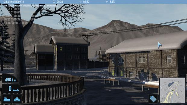 Snowcat Simulator 2011 on PC screenshot #6