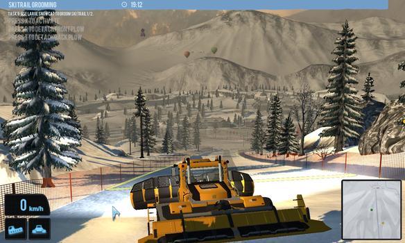 Snowcat Simulator 2011 on PC screenshot #5