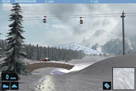 Snowcat Simulator on PC screenshot #1