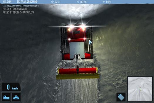 Snowcat Simulator on PC screenshot #2