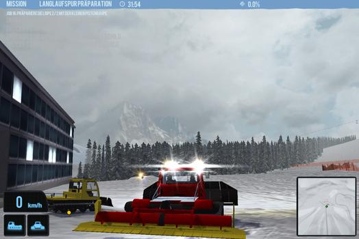 Snowcat Simulator on PC screenshot #3