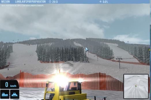Snowcat Simulator on PC screenshot #5