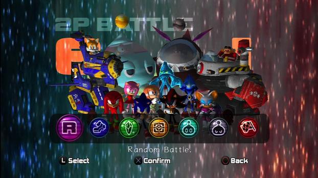 Sonic Adventure™ 2: Battle Mode on PC screenshot #1