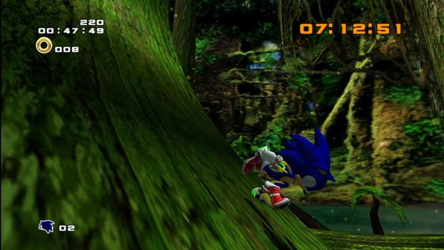 Sonic Adventure™ 2 on PC screenshot #3