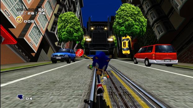 Sonic Adventure™ 2 on PC screenshot #1