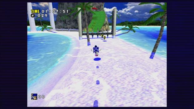 Sonic Adventure DX on PC screenshot #5