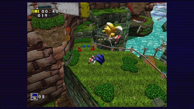 Sonic Adventure DX on PC screenshot #4