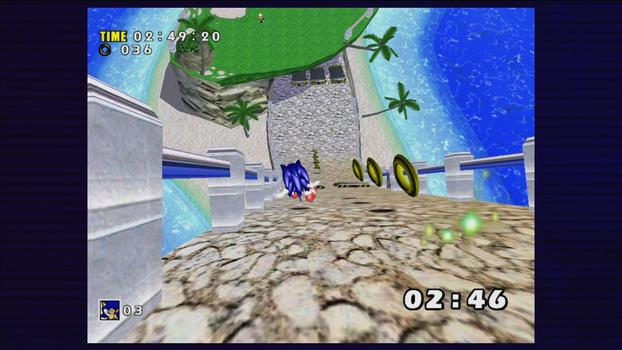 Sonic Adventure DX on PC screenshot #3