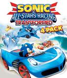 Sonic and All-Stars Racing Transformed 4 Pack