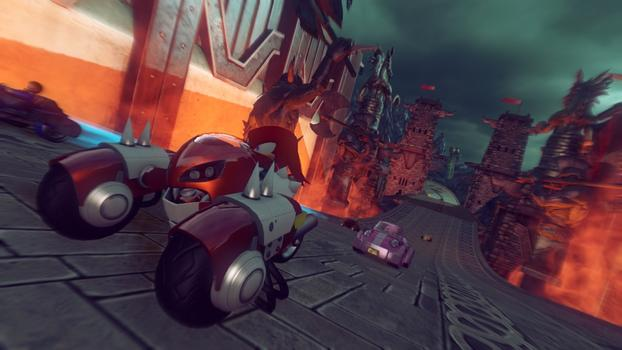 Sonic and All-Stars Racing Transformed on PC screenshot #5