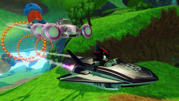 Sonic and All-Stars Racing Transformed on PC screenshot #2