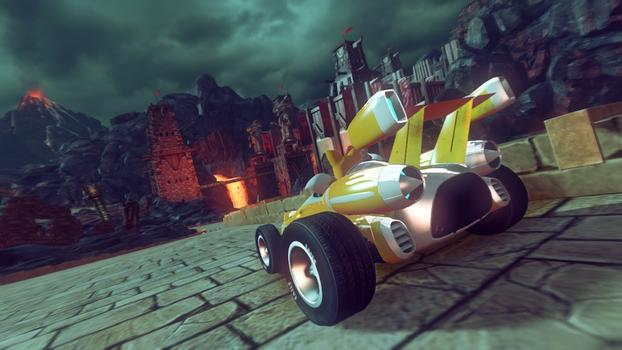 Sonic and All-Stars Racing Transformed on PC screenshot #6