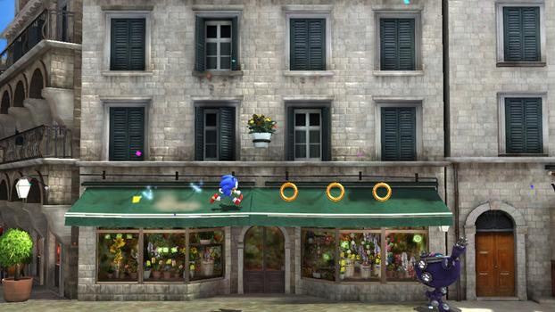 Sonic Generations on PC screenshot #1