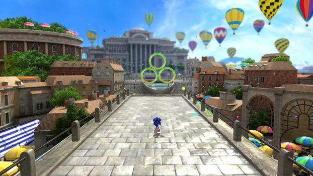Sonic Generations on PC screenshot #4