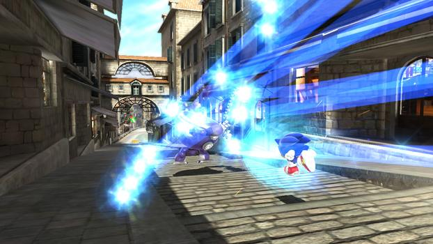 Sonic Generations on PC screenshot #5