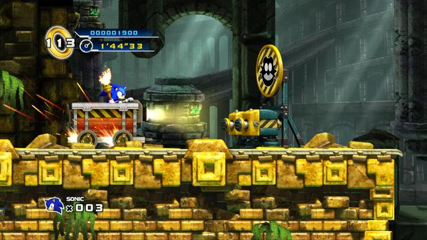 Sonic the Hedgehog 4: Episode I on PC screenshot #1