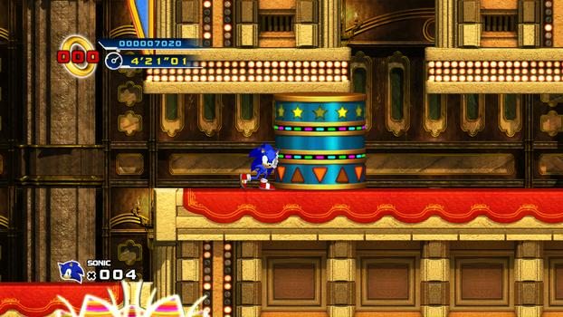 Sonic the Hedgehog 4: Episode I on PC screenshot #3