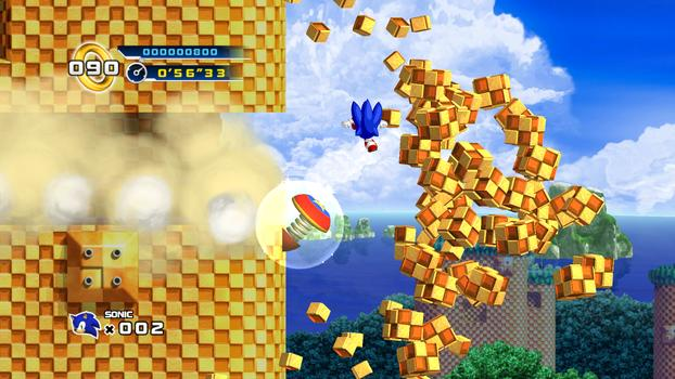 Sonic the Hedgehog 4: Episode I on PC screenshot #5