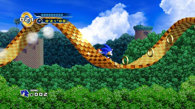 Sonic the Hedgehog 4: Episode I on PC screenshot #6