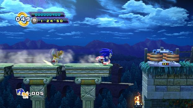Sonic the Hedgehog 4 : Episode II on PC screenshot #5