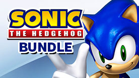 Sonic the Hedgehog Bundle