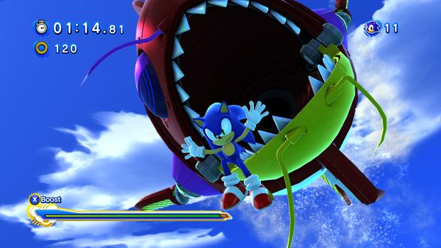 Sonic the Hedgehog Bundle on PC screenshot #1