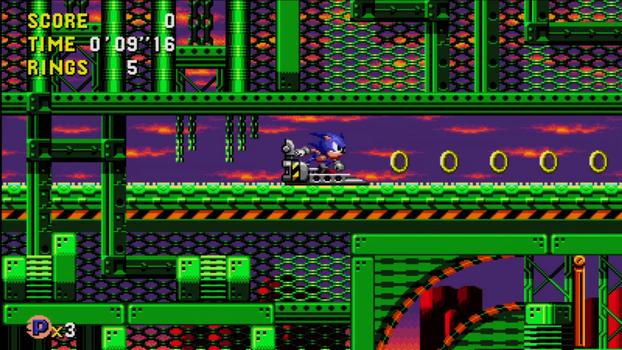 Sonic the Hedgehog Bundle on PC screenshot #8