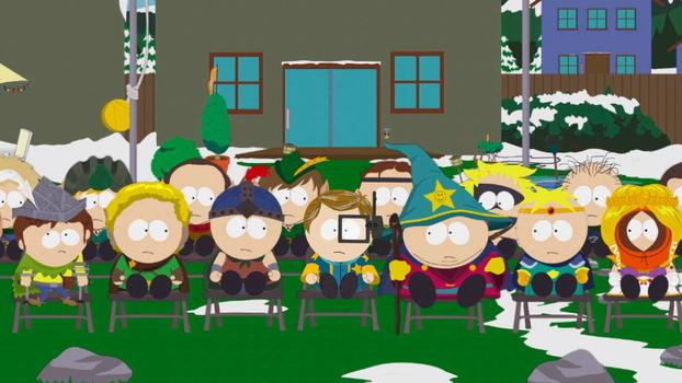 South Park: The Stick of Truth on PC screenshot #5