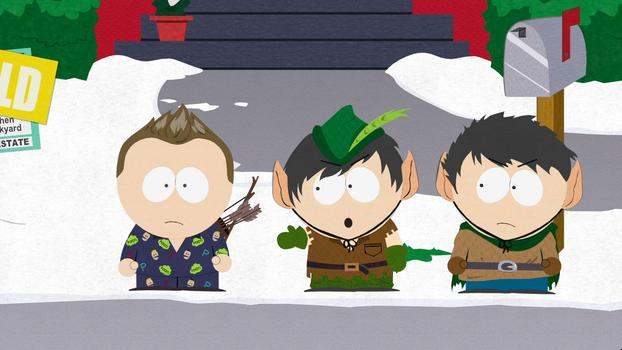 South Park: The Stick of Truth on PC screenshot #3