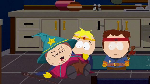 South Park: The Stick of Truth on PC screenshot #2