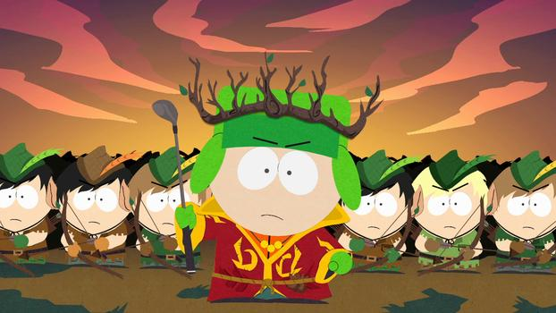South Park: The Stick of Truth on PC screenshot #1