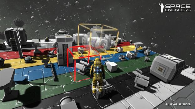 Space Engineers on PC screenshot #11