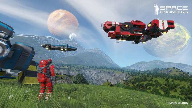 Space Engineers on PC screenshot #4