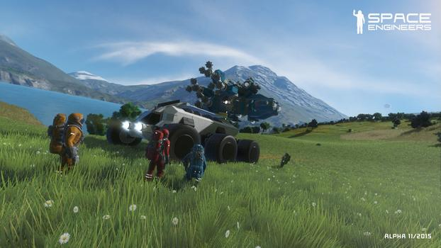Space Engineers on PC screenshot #1