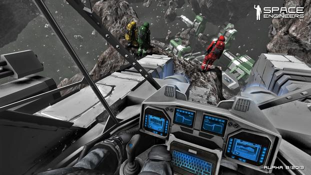 Space Engineers on PC screenshot #10