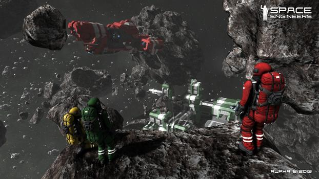 Space Engineers on PC screenshot #9