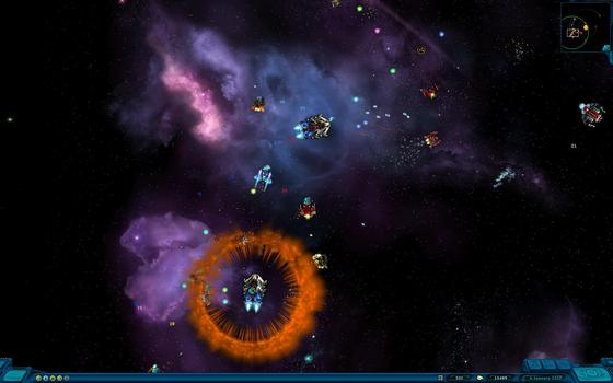 Space Rangers HD: A War Apart on PC screenshot #4