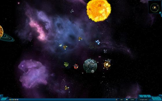 Space Rangers HD: A War Apart on PC screenshot #3