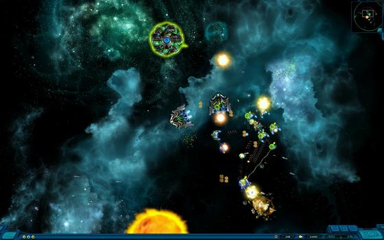 Space Rangers HD: A War Apart on PC screenshot #2