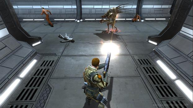 Space Siege on PC screenshot #3